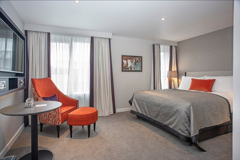 Ten Hill Place Hotel - Deluxe Double